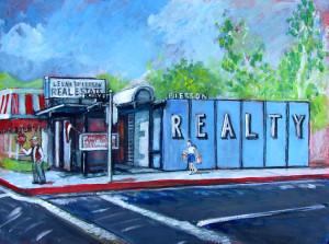 """Lelah T. Pierson Realty 16"""" x 20"""""""