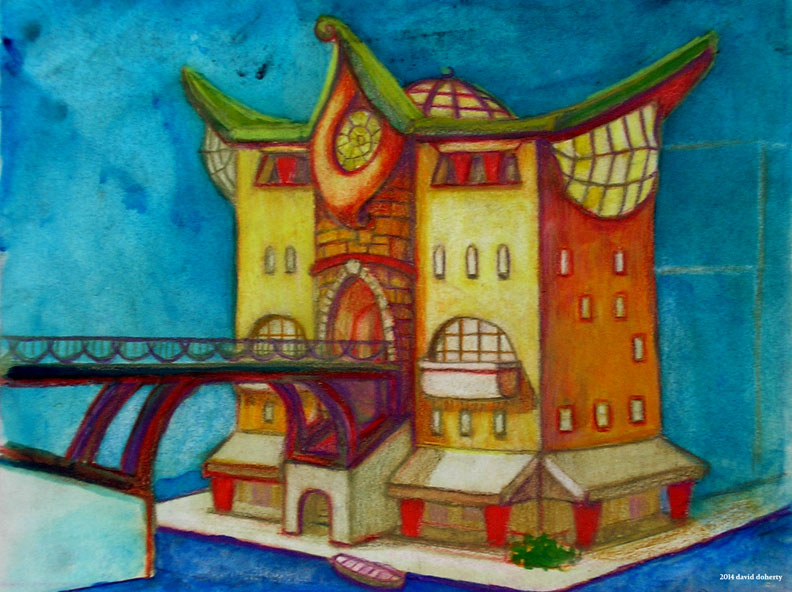 "Canal House 8.5"" x 11"""