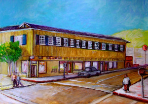 The Wilson Building on Via De La Paz and Antioch