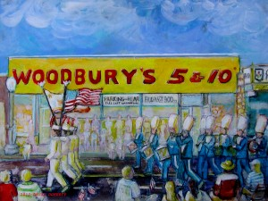 Woodbury's 5 & 10