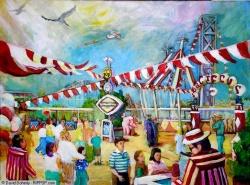 Sea Circus Entrance