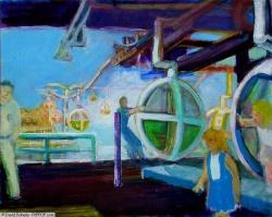 Skyride Station