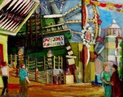 Davy Jones Fun Locker